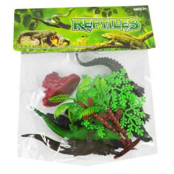 Crocodiles in Bag